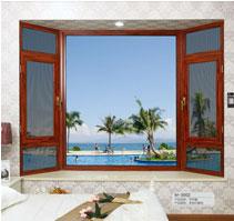 鋁合金(jin)窗